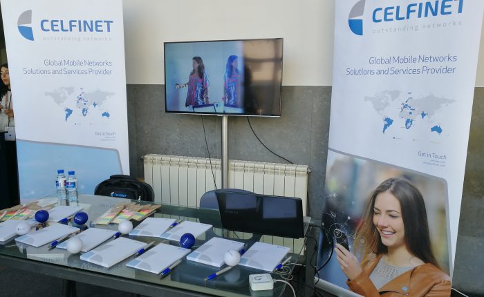 CELFINET attends FEUP Career Fair 2017