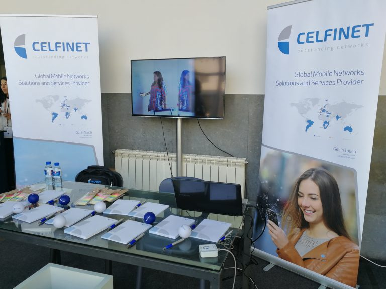 CELFINET attends FEUP Career Fair 2017