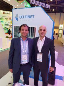 Celfinet attends GITEX 2017 in Dubai