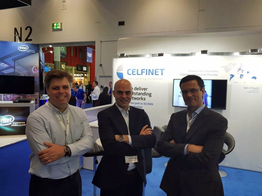 Celfinet 5G World TechXLR8 2018
