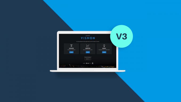 VISMON V3: Enhanced usability and radio network management capabilities