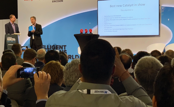 CELFINET at Digital Transformation World 2019